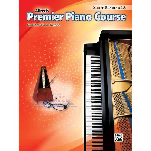 Alfred's Premier Piano Course Sight-Reading 1A