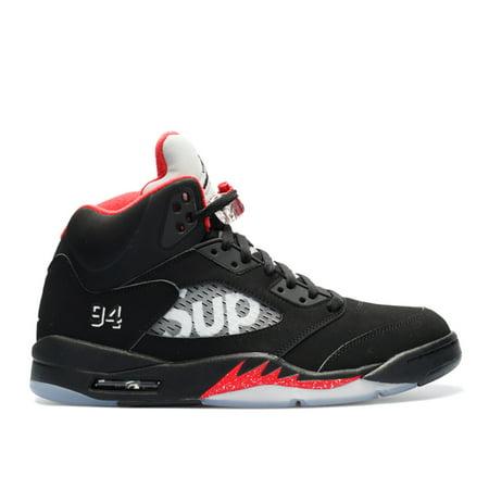 765b1e63361d Air Jordan - Men - Air Jordan 5 Retro Supreme  Supreme  - 824371-001 ...