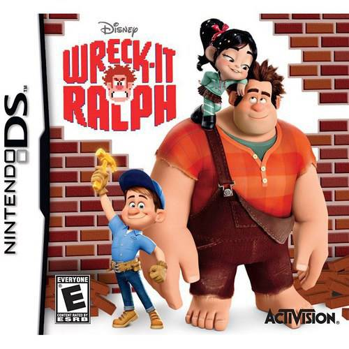 Wreck-It Ralph (DS)