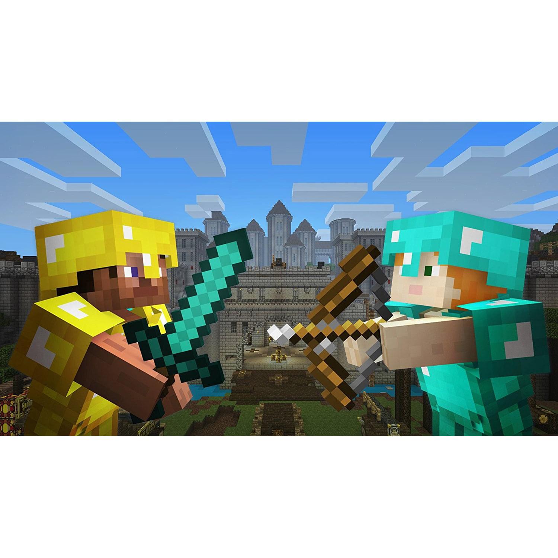 Minecraft: Wii U Edition DLC - Battle Map Pack 2, Nintendo, WIIU, [Digital Download], 0004549666142