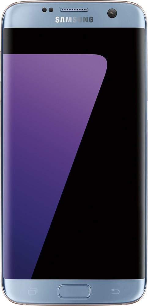 Samsung Galaxy S7 Edge G935F 32GB Unlocked GSM 4G LTE Octa-Core Phone w  12MP Camera Blue by Samsung