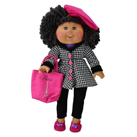 "Cabbage Patch Kids 18"" Big Kid Collection, Eden Joelle The World Traveler - Rare Limited Edition - image 2 of 2"