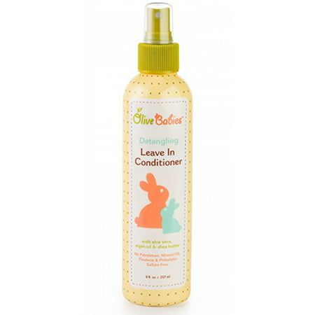 Olive Babies Detangling Leave-In Conditioner Spray 8