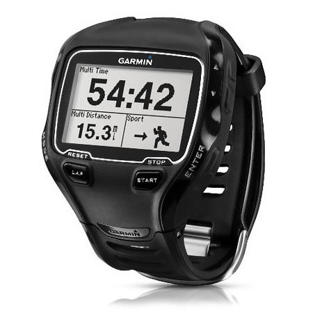Garmin Refurbished Forerunner 910XT GPS Enabled Sport Watch with Heart Rate