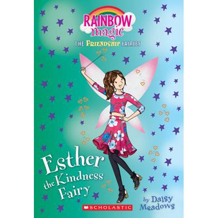 Rain Bow Magic (Esther the Kindness Fairy (Friendship Fairies #1) : A Rainbow Magic)
