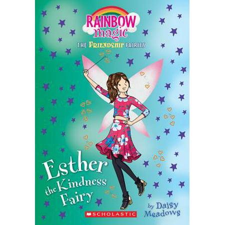 Esther the Kindness Fairy (Friendship Fairies #1) : A Rainbow Magic Book for $<!---->
