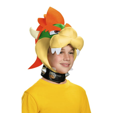 Bowser Child Headpiece