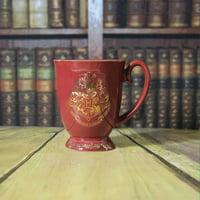 Harry Potter Hogwarts Ceramic Tea Cup Mug - 12 Oz.