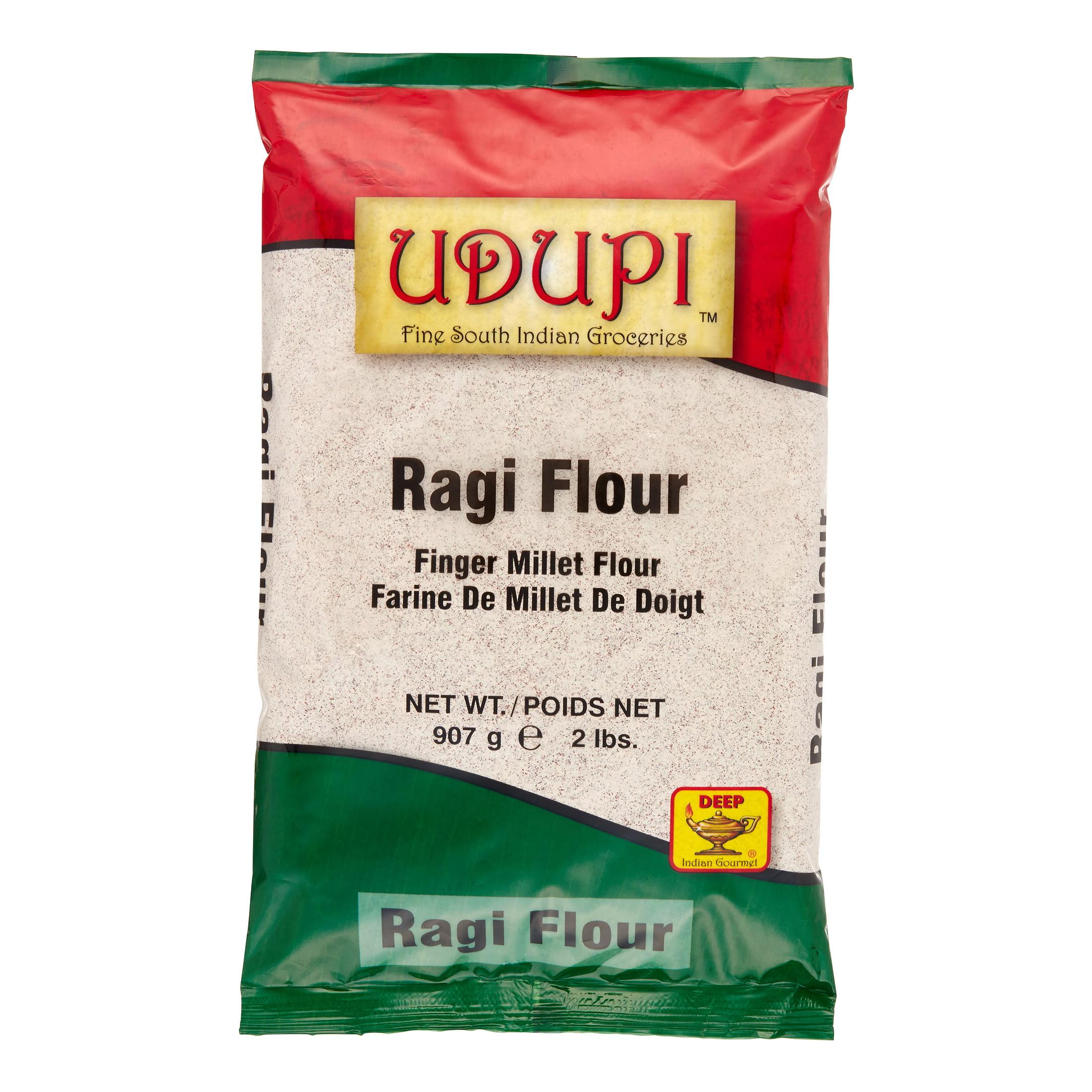 Deep udupi ragi flour finger millet flour 2 0 lb walmart com