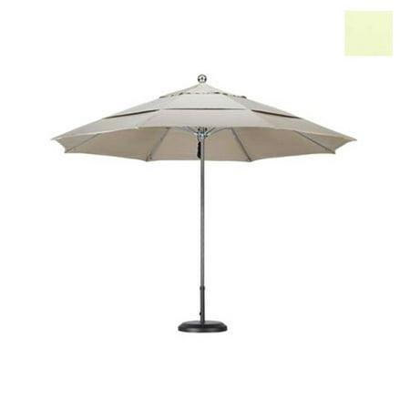 California Umbrella Umbrella Anodized Natural