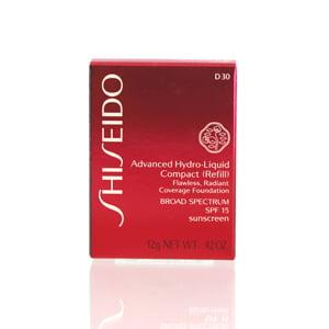 28a45166c SHISEIDO ADVANCED HYDRO-LIQUID COMPACT FOUNDATION REFILL (D30) 0.42 OZ (12  ML