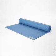 "JadeYoga Harmony Mat (3/16"" thick) Slate Blue 68"""