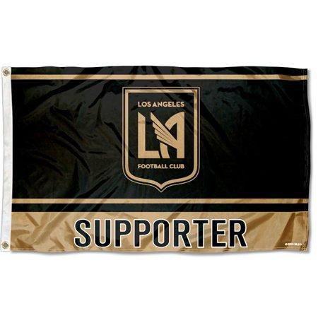 Los Angeles Football Club Supporter MLS Flag](Halloween Events Club Los Angeles)