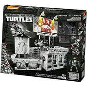 Teenage Mutant Ninja Turtles Collector Rooftop Combat Set Mega Bloks