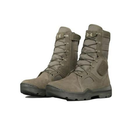 Under Armour 1296240 Men's UA FNP Zip Heavy Duty Suede Tactical Boots Size 8-14 ()