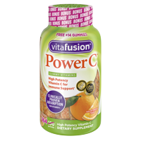 Vitafusion Power C Gummy Vitamins, 164ct