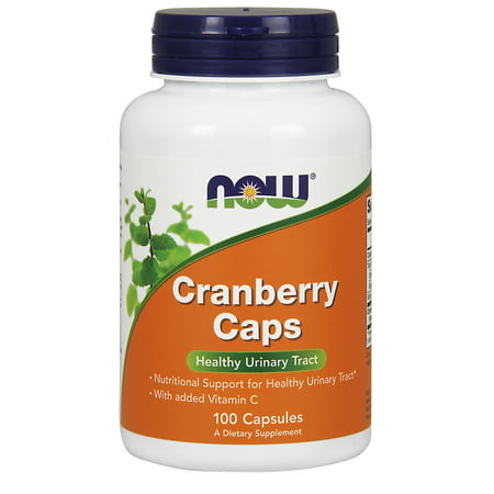 NOW Foods Cranberry Urinary Tract Health, 100 Ct