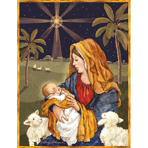 Lang Mother and Child Boxed Christmas Cards