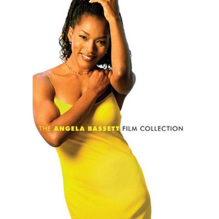Bassett Cottage Collection - Angela Bassett Film Collection (DVD)