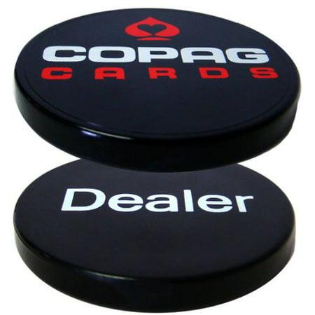 Dealer Button, Professional Dealer Button By Copag