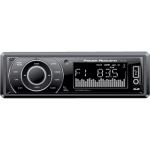 Power Acoustik PL-10A In Dash MP3/USB/SD AUX Car Receiver...