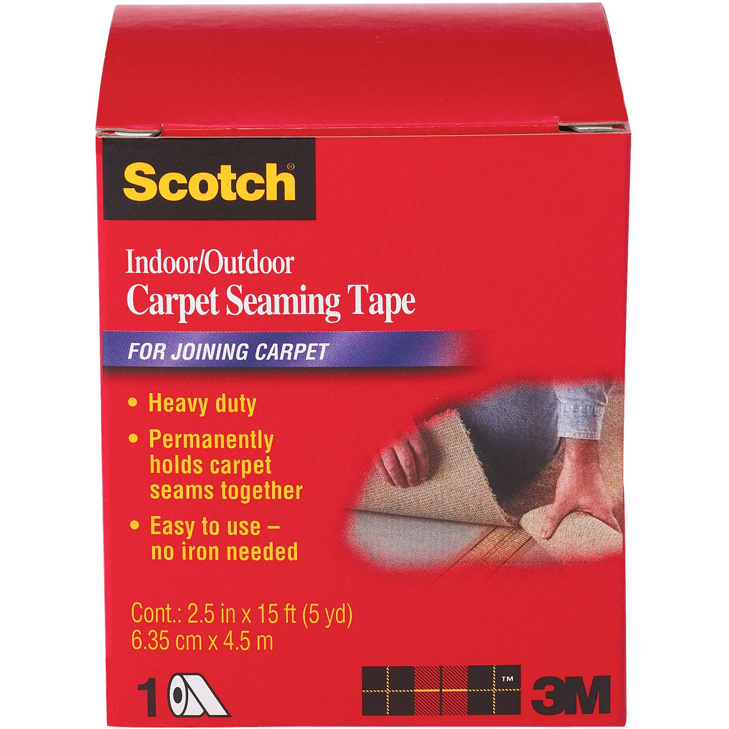 3M CT4010 Scotch Carpet Seaming Tape
