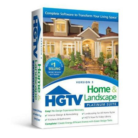 Hgtv Home   Landscape Platinum Suite 3 0