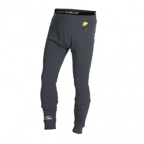 Men's Super Skin Poly Wool Base Layer Pant ScentBlocker, Available in Multiple Sizes by Generic