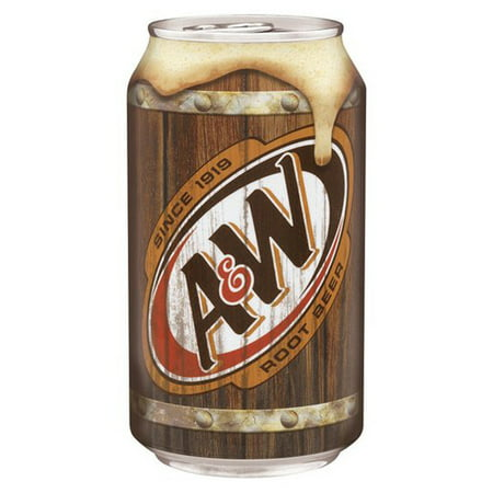 A   W Root Beer 12 Oz Cans   Pack Of 24