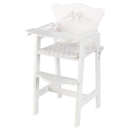 KidKraft Tiffany Bow Doll High Chair