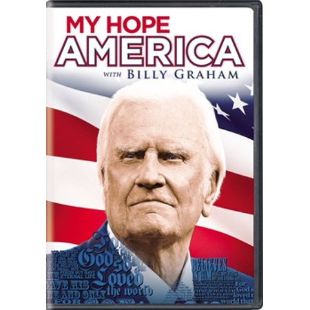 My Hope America with Billy Graham (DVD)](Halloween 5 Billy)