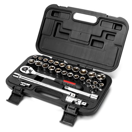 """MAXPOWER 30pc 1/2""""Dr. Socket Wrench Set - image 8 of 8"""