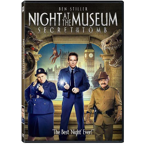 Night At The Museum: Secret Of The Tomb (Widescreen)