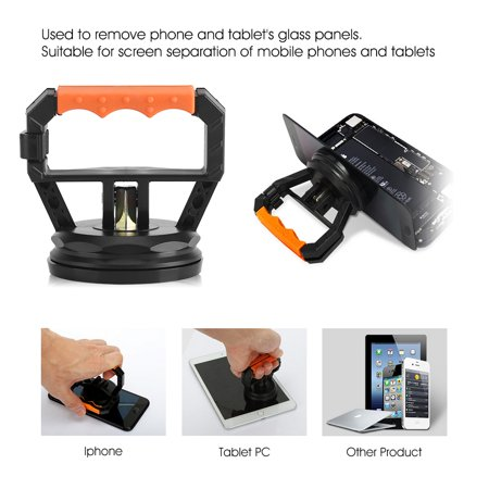 Sonew Cell Phone/Tablet Glass Screen Repair Disassemble Sucker Tool Suction Cup Holder, Screen Disassemble Tools, Screen Disassemble Tool - image 7 of 7