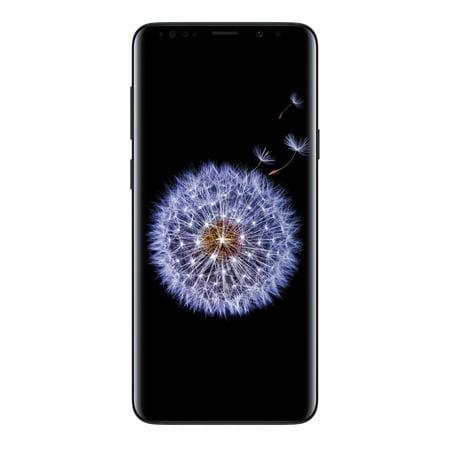 Samsung Galaxy S9+ 64GB Unlocked Smartphone, Black](unlocked android cell phone deals)