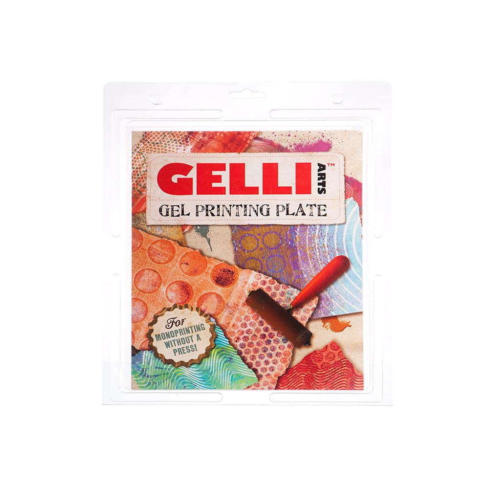 "Gelli Arts Gelli Printing Plate 6x6"""" Square"
