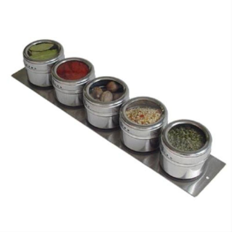 Lipper International 6505 SOHO 5-Piece Strip Board Shaker...