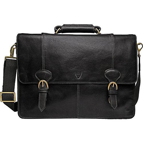 Hidesign Parker Men's Leather Laptop Briefcase
