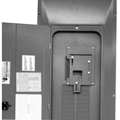 Eaton BRCOV40L1FM Combo Combination Mechanical Interlock Cover For Type CH BR4040B200 Loadcenters BW/BWH Circuit Breakers
