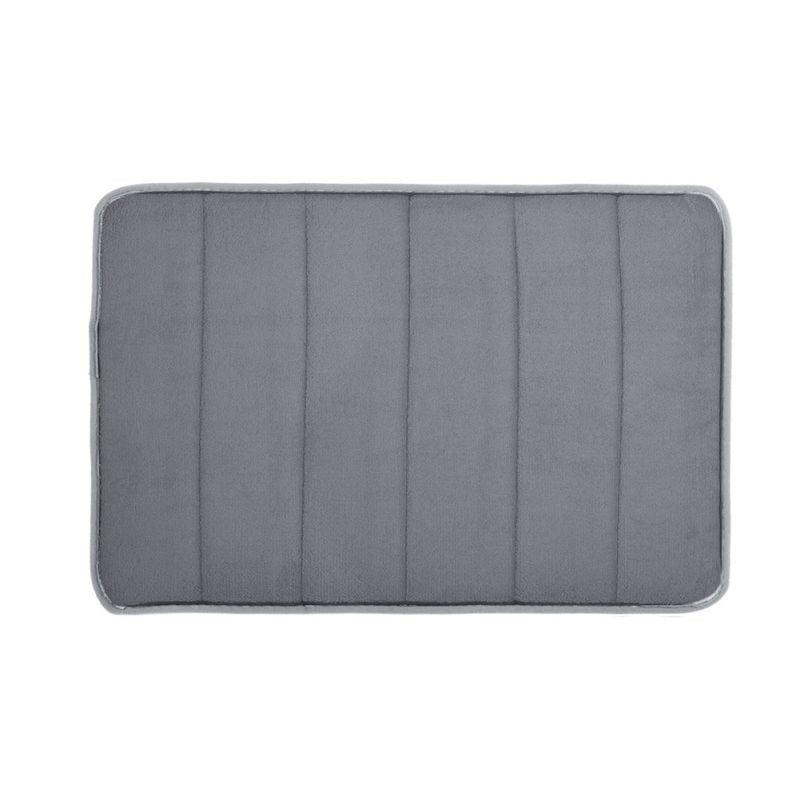 Non-slip Absorbent Soft Rug Memory Foam Bath Bathroom Bedroom Floor Shower Mat