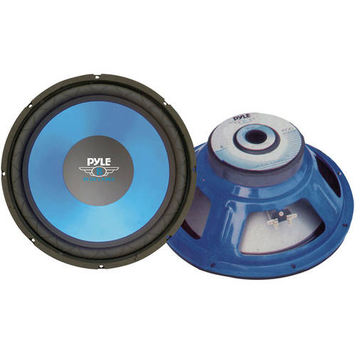 Pyle 15'' Blue Cone High Performance Woofer
