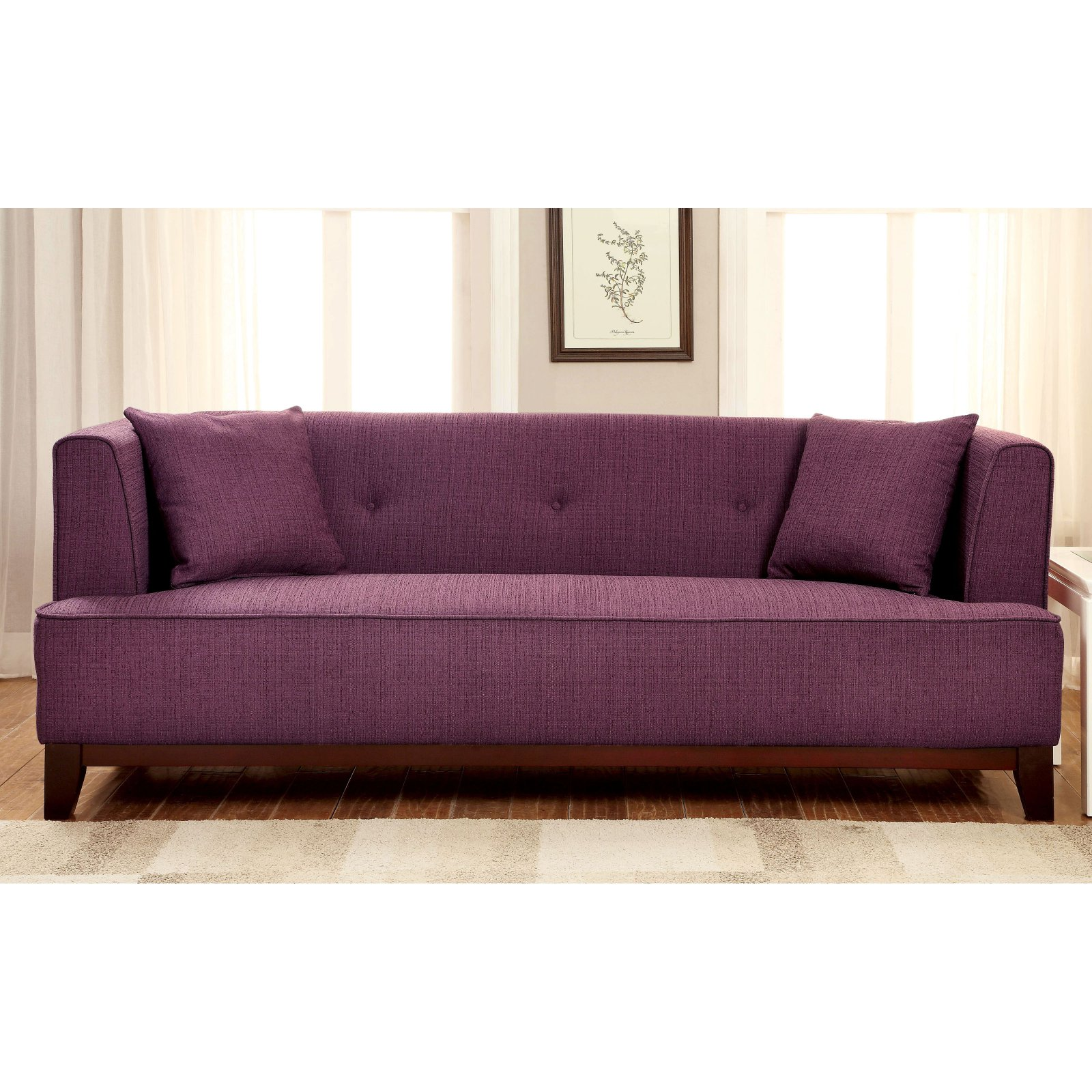 Furniture of America Layfield Sofa