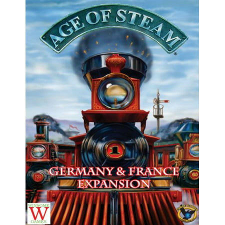 Winsome Games - Age of Steam : Extension France & Germany - image 1 of 1