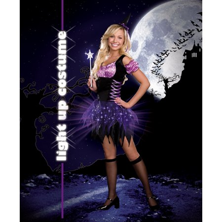 Switch Witch Junior Costume - Switch Witch Light Up Halloween Costume