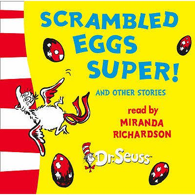 Scrambled Eggs Super! and Other Stories (Audio CD)