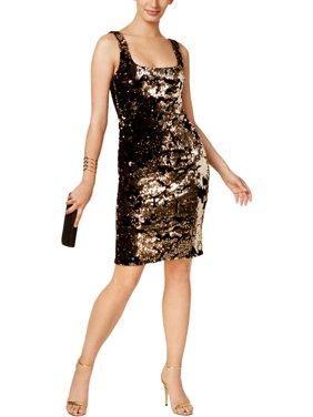 7aa0344e8db9 Product Image Bardot Womens Metallic Velvet Bodycon Dress