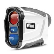 Binduo Handheld Telescope Laser Rangefinder Distance Meter for Golf Sport Outdoor Hunt
