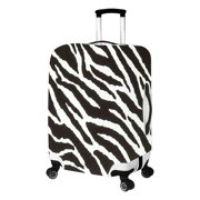 EZ-ID Zebra Stripe Luggage Cover