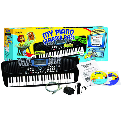 eMedia Music My Piano Starter Pack for Kids