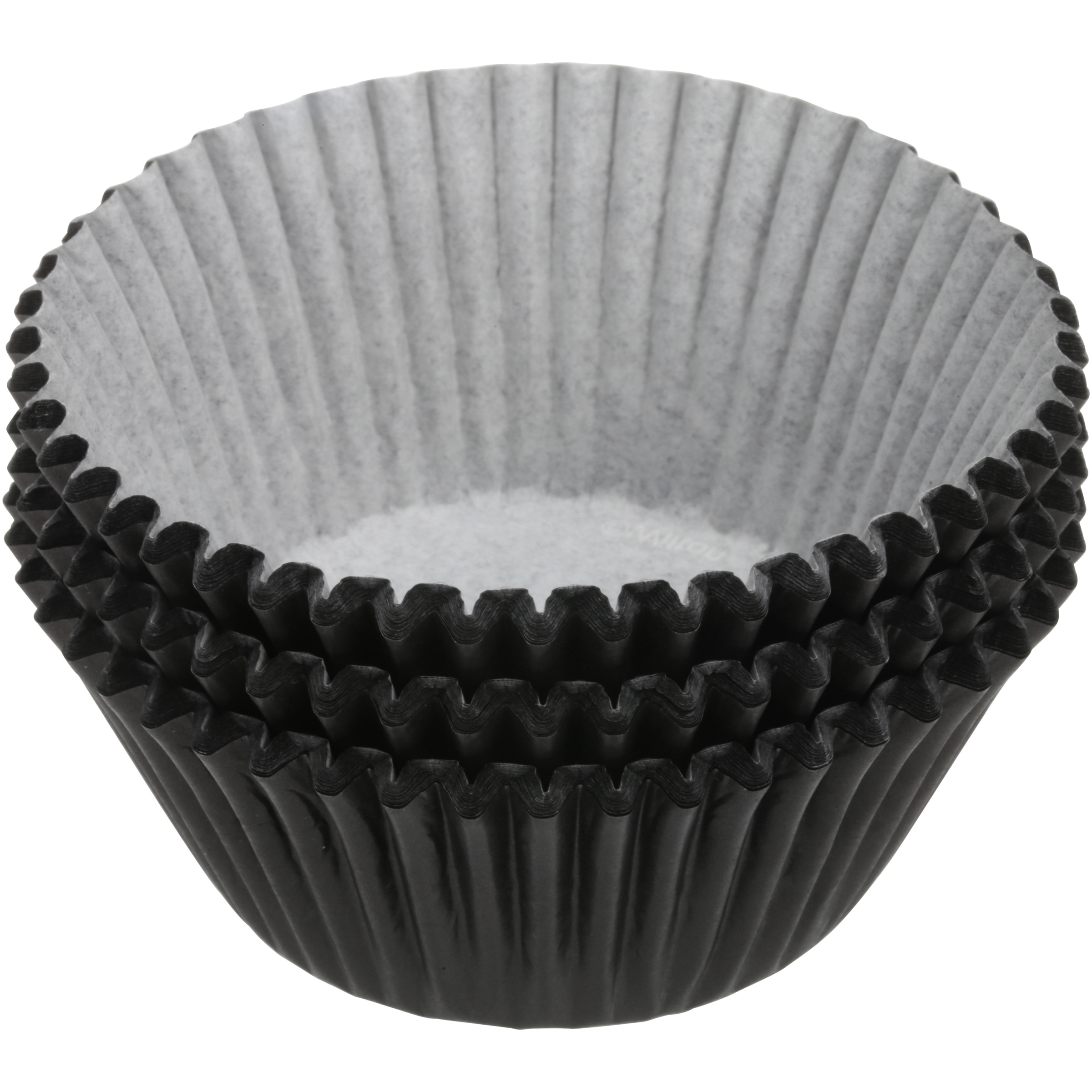 (4 Pack) Wilton® Black Standard Baking Cups 75 ct Pack
